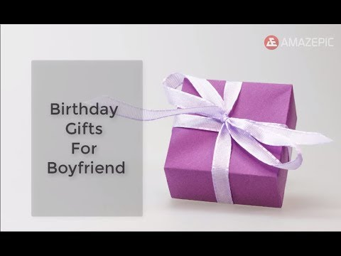 birthday gift for guy you just started dating