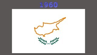 History of the Cyprus flag
