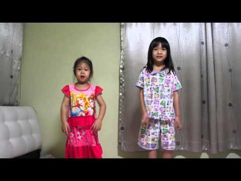 Chinese Kids Song