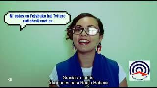 Radio Havano Kubo Jubileas! La voz amiga que recorre el mundo en 7 Idiomas en su 60 aniversario