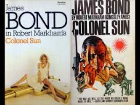 James Bond Colonel Sun   Audiobook