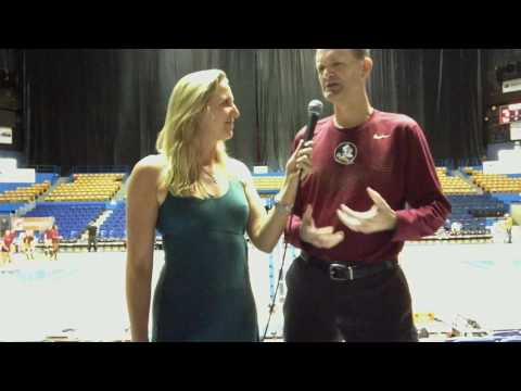 Florida State Volleyball Head Coach Chris Poole Interview