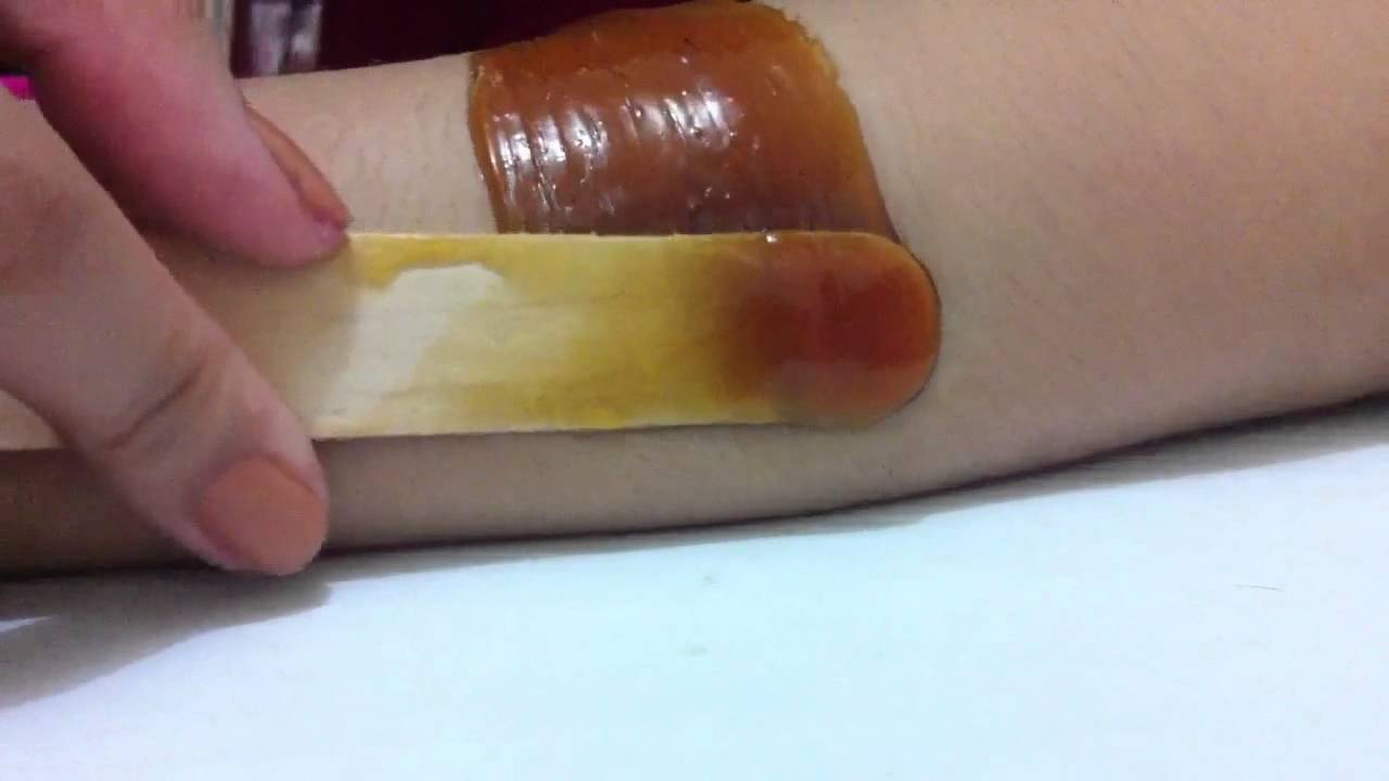 Diy painless hair waxing youtube solutioingenieria