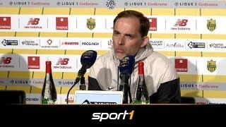Tuchel zerlegt PSG nach Blamage gegen Nantes   SPORT1