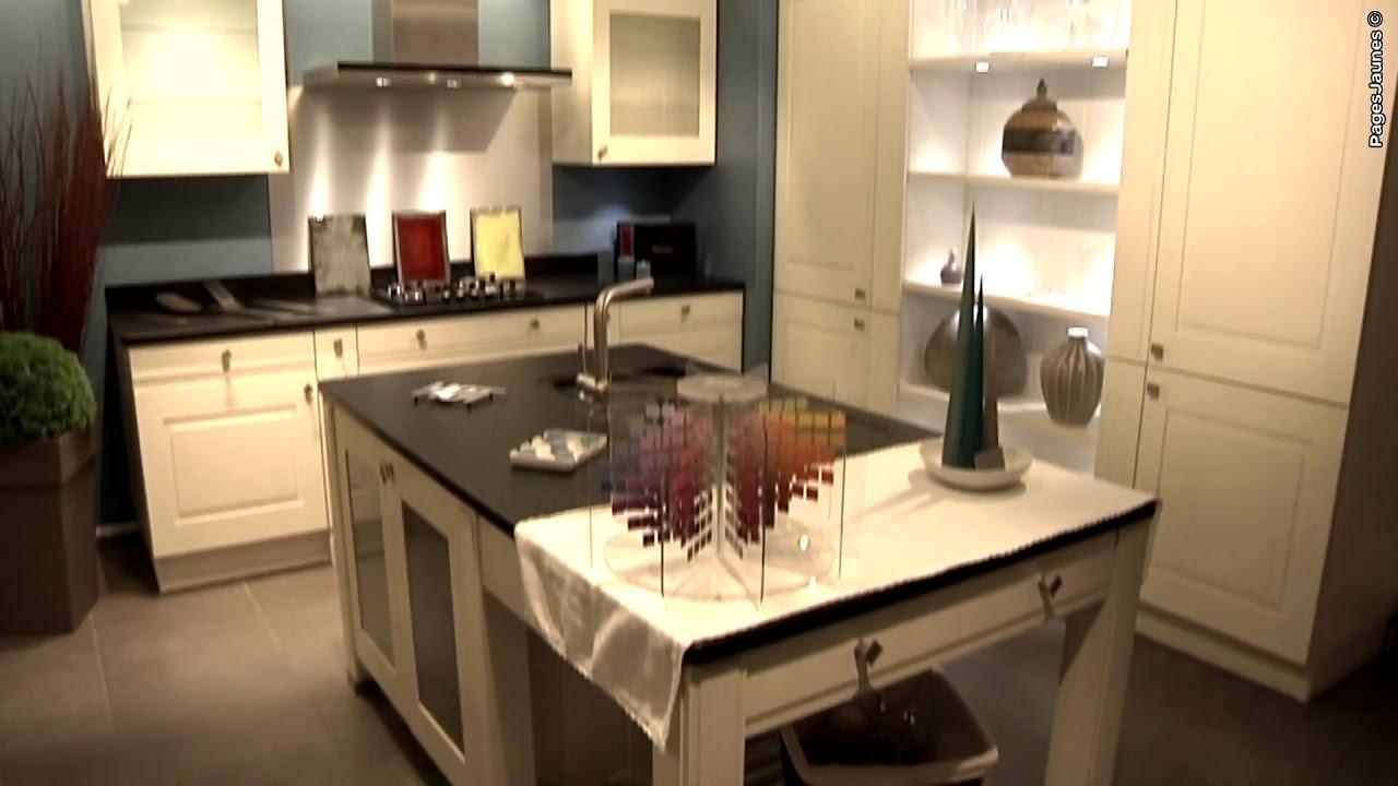 Cuisine Arthur Bonnet Rouen sn cuisine : conception et installation de cuisines équipées et de  rangements sur mesure