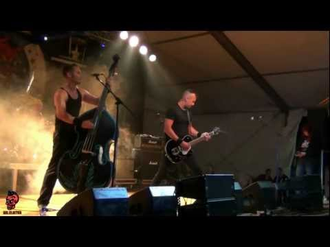 Milwaukee Wildmen - Camouflage - Pineda 2012 - Psychobilly Meeting #20