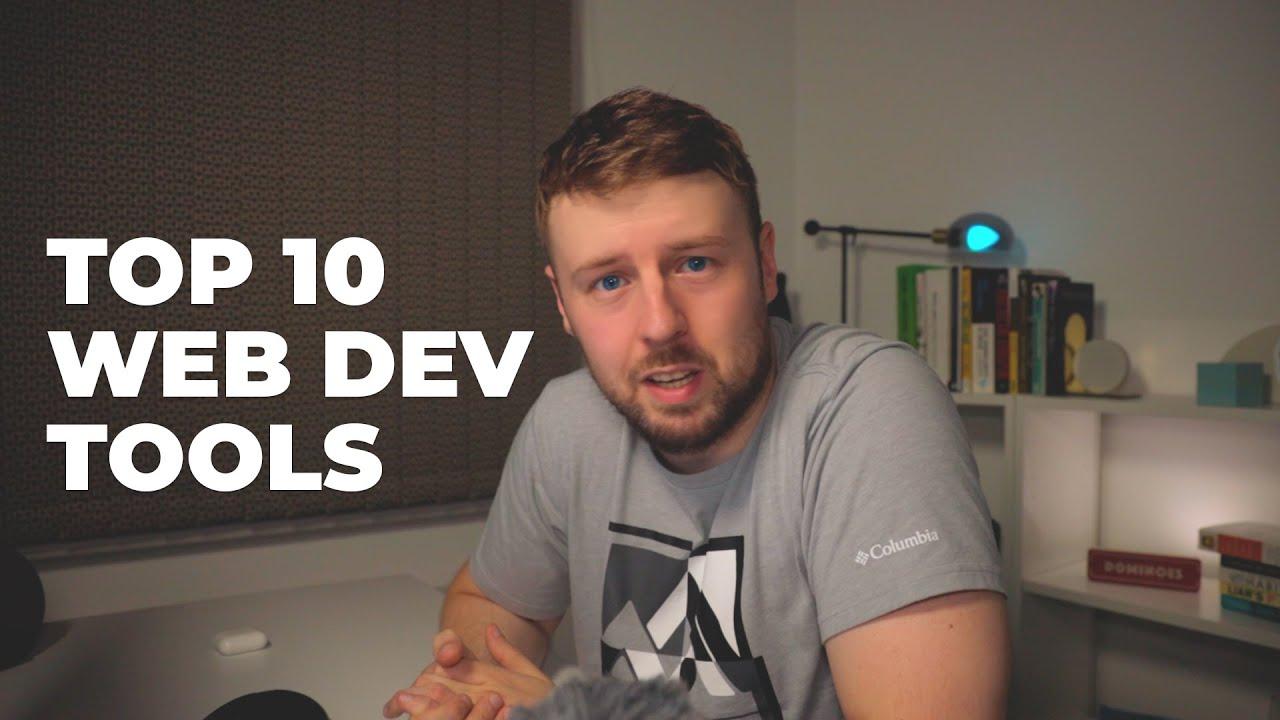 Top 10 Web Development Tools 2021