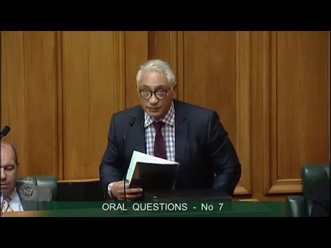 Question 7 - Phil Twyford to the Associate Minister for Social Housing