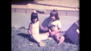 Brasília 1981 - Ana com os Pintinhos - Super 8Mm Film (Film Format)