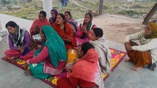 Pahari Dholki Chimta Bhajan Kirtan at Bangota Village    Himachali Culture    Pahari Bhajan