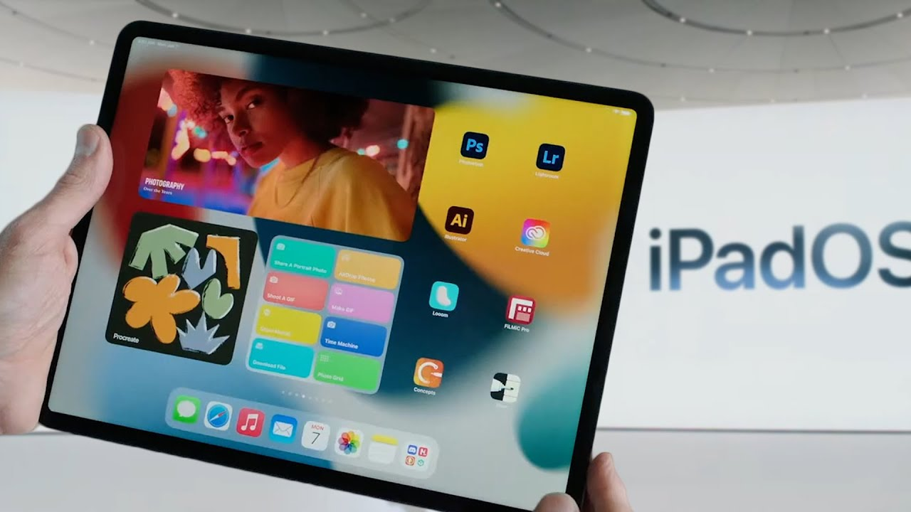 iPadOS 15's biggest features: Multitasking, widgets and a cool Mac trick - CNET thumbnail