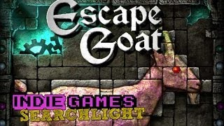 Escape Goat - Indie Games Searchlight