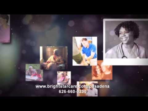 BrightStar Care | Senior HomeCare | Provider | Agency | Pasadena CA | Elderly Mom