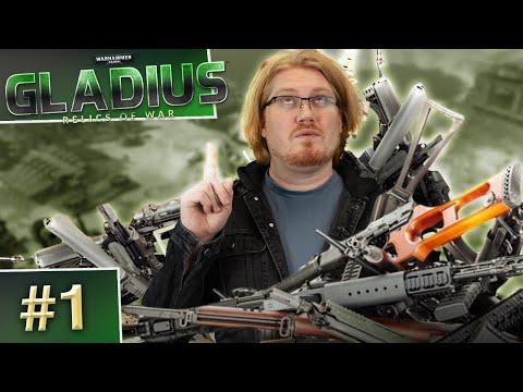 Warhammer 40k Gladius #1 - More Dakka, More Good