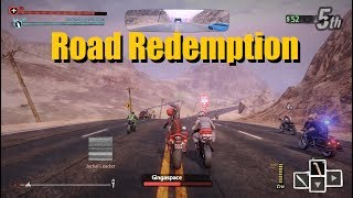 Road Redemption PC gameplay