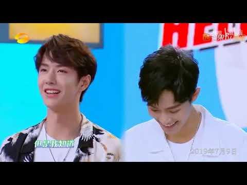 Xiao Zhan & Wang Yibo Moments