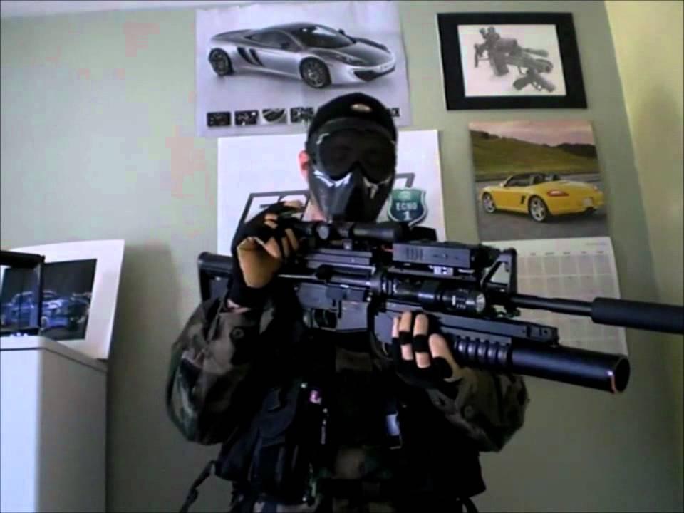 Airsoft M4a1