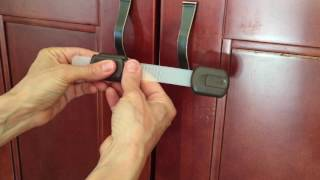 Child Safety Latch Install