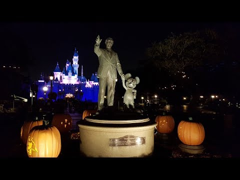 Halloween Magic at Disneyland