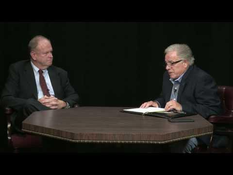 Community Forum With Ron Vecchia: Town Council President Bob Driscoll
