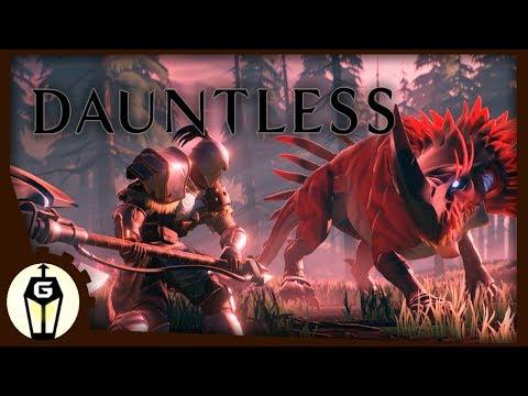 Solo Bloodfire Embermane | Let's Play Dauntless Open Beta