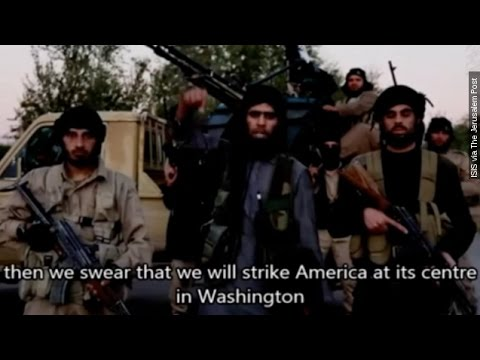 Alleged ISIS Video Threatens Washington, DC, With Paris-Like Attacks - Newsy