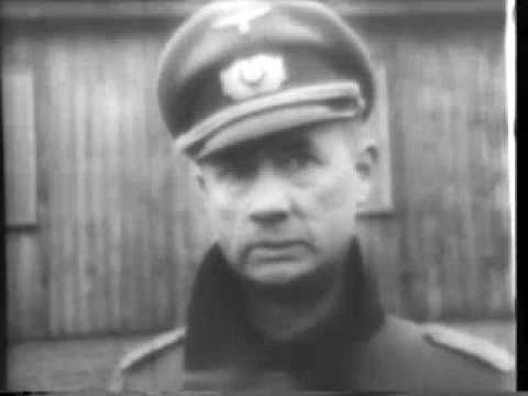 Nazi Concentration Camps US Department of Defense War Crimes Trial