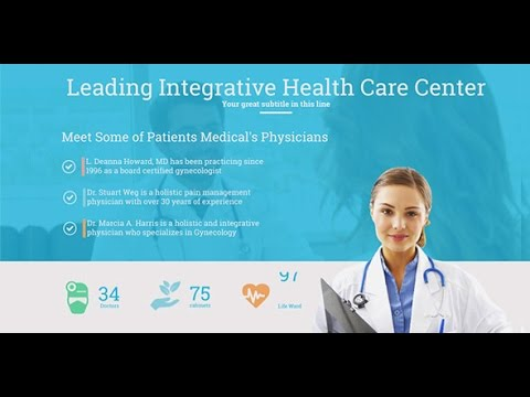 Medical and Healthcare Presentation | After Effects template