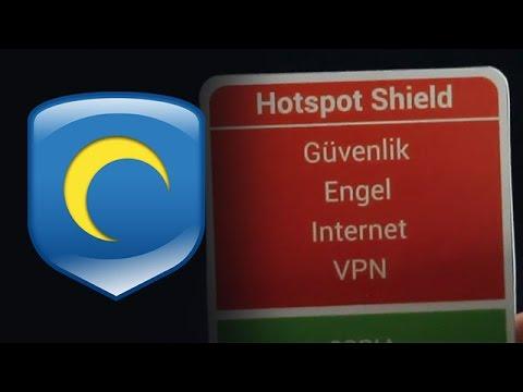 Hotspot Shield Ne Ise Yarar