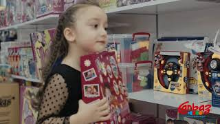Canbaz Çocukların Renkli Dünyası