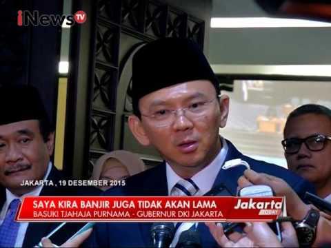 Pernyataan Ahok Terkait Banjir Jakarta - Jakarta Today 21/02