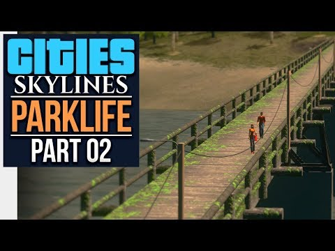 Cities: Skylines Parklife | NATIONAL PARK (#2)