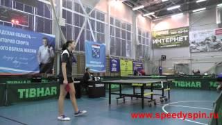 ТОП -12 2016 по настольному теннису,  Assorty1. FHD