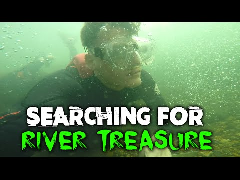 Thumbnail: SEARCHING FOR RIVER TREASURE!