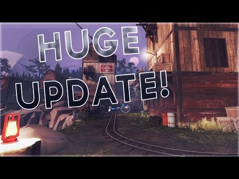 2 Big Updates (THAT ARE NOT RELATED IN ANY WAY TO TF2 OK)
