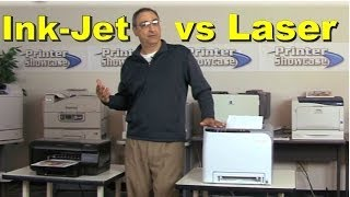 Ink-jet vs Laser Printer