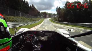 radicalsimracing tmg ev p001 radical sets lap record at nordschleife