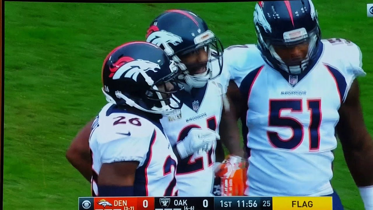 Aqib Talib, Michael Crabtree ejected for throwing punches in brawl
