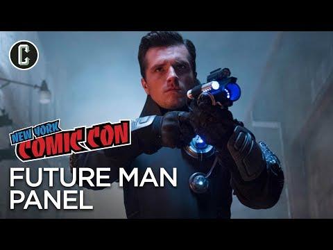 Future Man Season 1 Panel - NYCC 2017