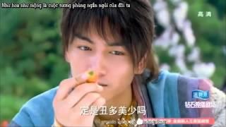 [kara vietSub] Shi Wo Zai Zuo Duo Qing Zhong - Tại Tự Em Đa TÌnh