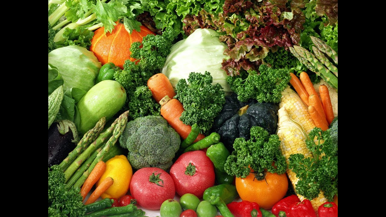 Superfoods  3 Vegetables High in Fiber  YouTube