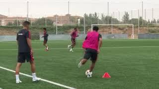El Sevilla Prepara el Partido ante el Zalgiris sin N'Zonzi