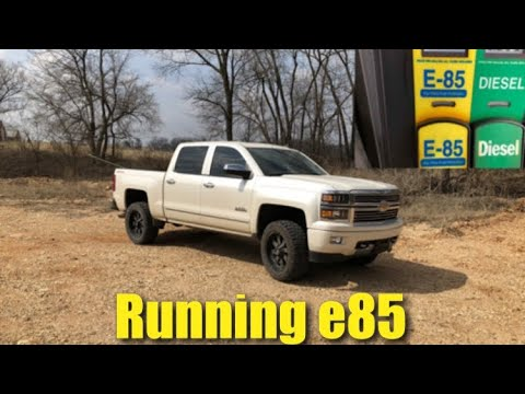 Trick For Instant Added Power 5 3 Silverado E85 Youtube