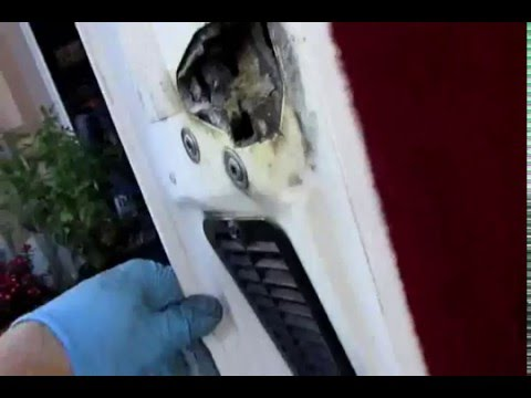 What To Do If Your Car Door Latch Is Stuck Stuck Latch Fix Youtube