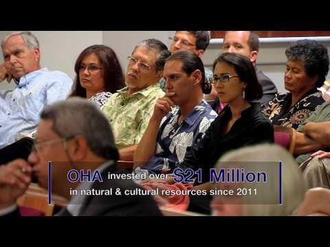 OHA advocates for Hawaiians