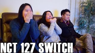 NCT 127 Ft SR15B Switch Reaction Video