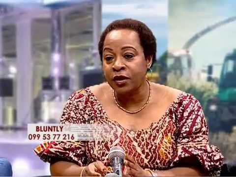"Angèle Makombo on DRC investment opportunities on ""BLUNTLY""-Part II"