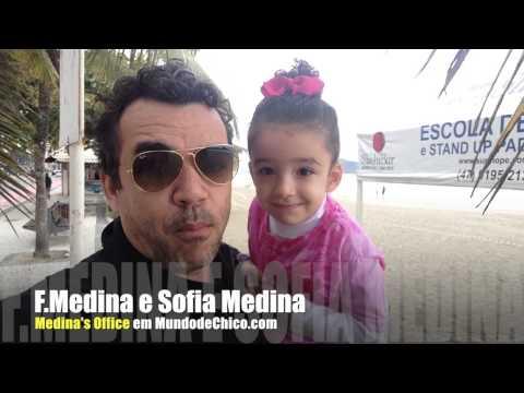 Medina's Office 005 - Magia - Direto de Balneário Camboriú - SC