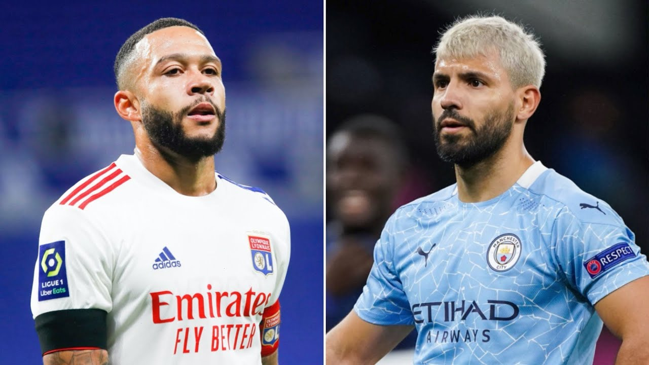 Download Barcelona are set to sign Sergio Aguero AND Memphis Depay this summer