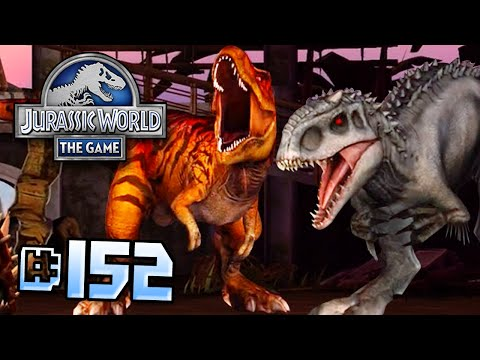 Absolute Carnage! || Jurassic World - The Game - Ep 152 HD poster